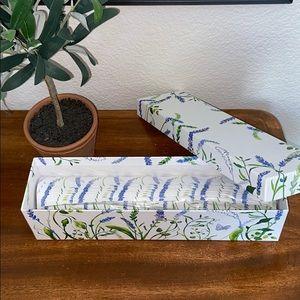 NWOT Lavender Scented Drawer Liners